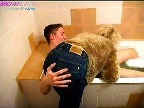 momlick.com mature fucked boy in bathroom