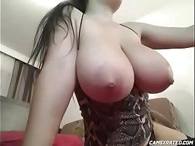 Big Juicy Natural Boobs Maid