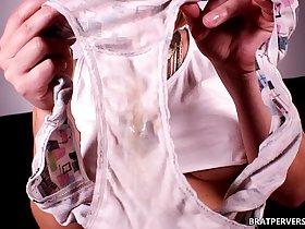 Sissy Used Panties Task