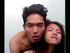 Young Couple Homemade Sextape