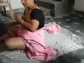 Aunty cheated husband and fuck by neighbor