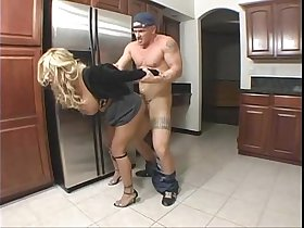 Shyla Styles Fucked at The Kitchen