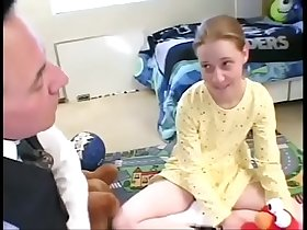 DAUGHTERLOVER.COM - alone with 18yo daughter