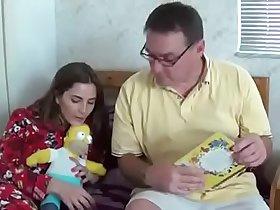 DAUGHTERLOVER.COM - Bedtime story for daughter